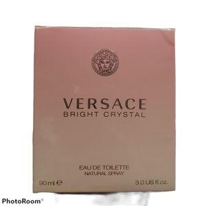 Versace Bright Crystal 3oz